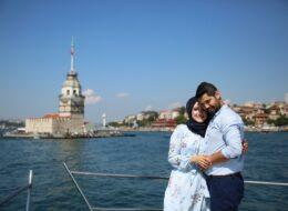 Kız Kulesi'nde Evlilik Teklifi Organizasyonu