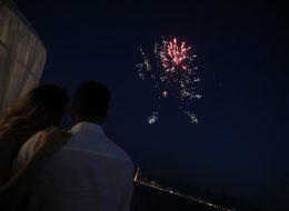 Evlilik Teklifi Organizasyonu Havai Fişek Gösterisi
