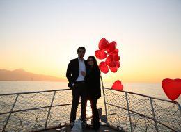 Kamera Çekimi ve Kameraman Temini Evlilik Teklifi Organizasyonu