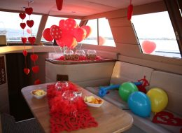 Helyumlu Balon Süsleme