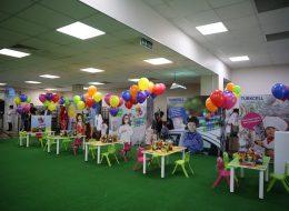 Şenlik Organizasyonu Uçan Balon Süsleme İzmir