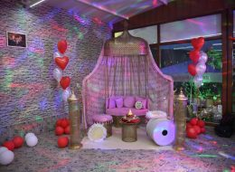 İzmir Balon Süsleme ve Kına Tahtı Kiralama