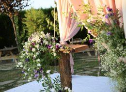İzmir Masa Üstü Çiçek Süslemeleri