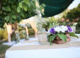 Yapay Çiçek Süslemeleri İzmir