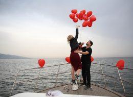 Kadın Doğum Günü Organizasyonu İzmir