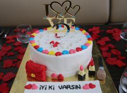 İzmir Yetişkin Bayan Doğum Günü Organizasyonu