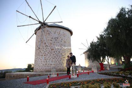Evlenme Teklifi Mekan Seçimi İzmir Organizasyon