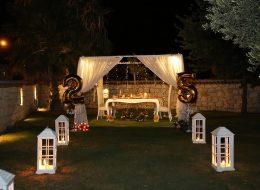 Butik Otelde Evlilik Yıl Dönümü Organizasyonu Çeşme