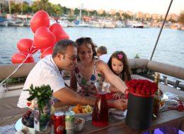 Sürpriz Evlilik Yıl Dönümü Organizasyonu İzmir