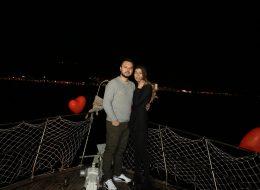 Teknede Evlilik Yıl Dönümü Organizasyonu İzmir