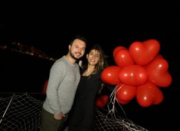 Romantik Evlilik Yıl Dönümü Organizasyonu İzmir