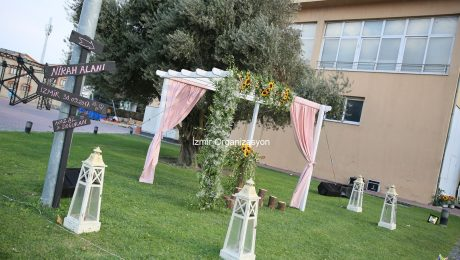 Sahilevleri'nde Evlilik Teklifi Organizasyonu Sinem & Bakırcan