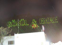 Lazer Gösterisi İzmir