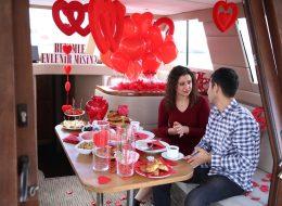 Romantik Kahvaltı Organizasyonu İzmir