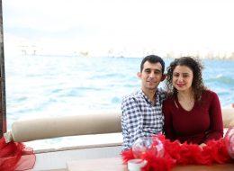 İzmir Mutluluk Teknesinde Kahvaltı Organizasyonu