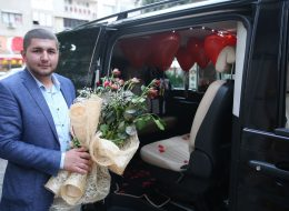 Yıl Dönümü Kutlaması Vip Araç Kiralama İzmir