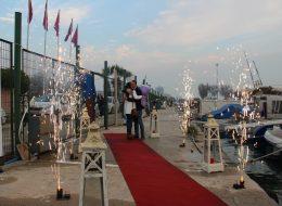 Teknede Evlilik Teklifi Organizasyonu Yer Volkanı Temini İzmir