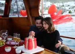 Teknede Romantik Evlilik Teklifi Organizasyonu Muğla