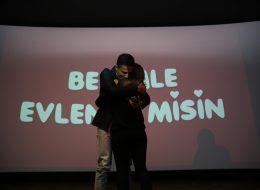 Bolvadin'de Romantik Evlilik Teklifi Organizasyonu