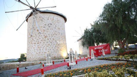 Alaçatı'da Evlilik Teklifi Organizasyonu İzmir Organizasyon