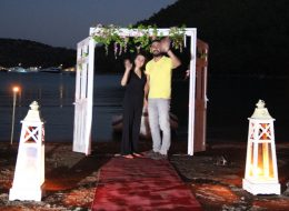 Antalya'da Evlenme Teklifi Organizasyonu