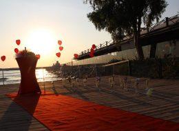Aydın'da Evlilik Teklifi Organizasyonu İzmir Organizasyon