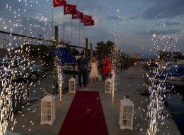 Sürpriz Evlenme Teklifi Organizasyonu Bodrum
