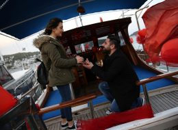 Evlilik Teklifi Organizasyonu Evlenme Teklifi Anı Bodrum