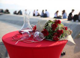 İzmir Bostanlı Evlilik Teklifi Organizasyonu