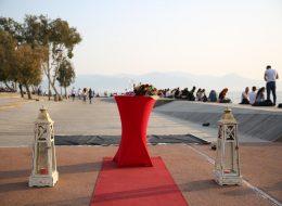 Deniz Kenarında Evlilik Teklifi Organizasyonu İzmir