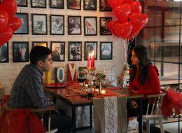 Bursa'da Romantik Evlilik Teklifi Organizasyonu