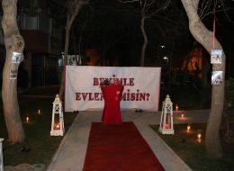 Bursa Uludağ'da Evlilik Teklifi Organizasyonu