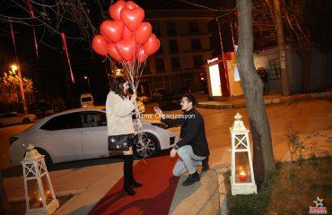 Eskişehir Evlilik Teklifi Organizasyonu