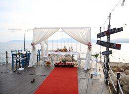 Sürpriz Evlilik Teklifi Organizasyonu Seferihisar