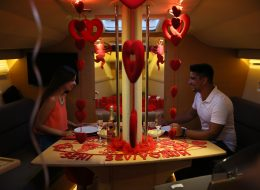 Özel Süsleme Hizmeti ile İzmir'de Evlilik Teklifi Organizasyonu