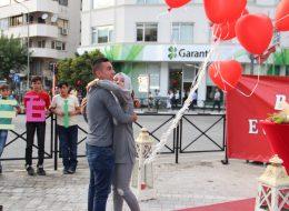 Manisa'da Evlilik Teklifi Organizasyonu