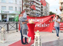 Kırmızı Halıda Evlilik Teklifi Organizasyonu Manisa