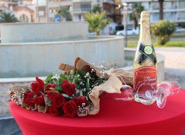 Karşıyaka Yüzükte Evlenme Teklifi Organizasyonu