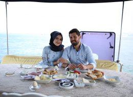 Tekne Turu ve Kız Kulesinde Evlilik Teklifi Organizasyonu
