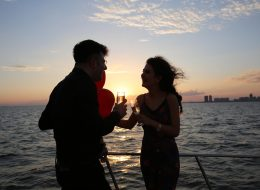 Gün Batımında Evlenme Teklifi Organizasyonu İzmir