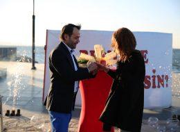 İzmir Sahilevleri Evlilik Teklifi Organizasyonu