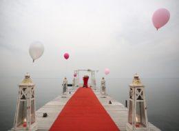 Sahilevleri Evlenme Teklifi Organizasyonu