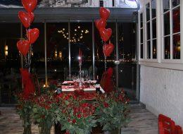 Uşak Restoran'da Evlilik Teklifi Organizasyonu
