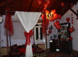 Otel Odası Süsleme Evlilik Teklifi Organizasyonu Uşak