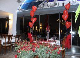 Restoran'da Evlilik Teklifi Organizasyonu Uşak