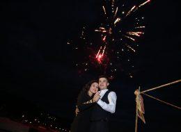 Çanakkale Kumsalda Evlenme Teklifi Organizasyonu Gülin & İbrahim
