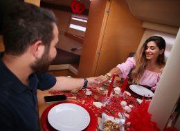 Romantik Evlilik Teklifi Organizasyonu Masa Süsleme İzmir