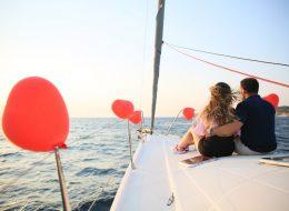 Teknede Evlilik Teklifi Organizasyonu ve Körfez Turu İzmir