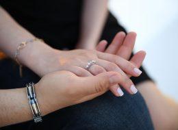 Beş Taş Yüzükle Evlilik Teklifi