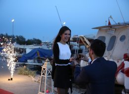 İzmir Evlilik Teklifi Organizasyonu